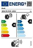 265/35VR22 PIRELLI TL P-ZERO(PZ4) VOL PNCS XL 102V *E*